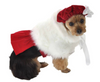 Dog Coat- White Fur - Luxurious Paws