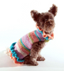 Pullover Knit Dog Sweater Dress - Luxurious Paws