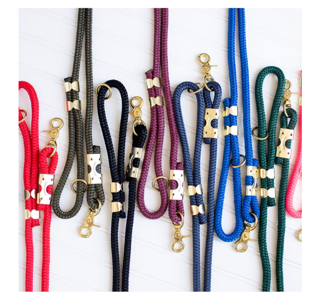 Rope Leash - Luxurious Paws