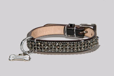 Bling Dog Collar - Luxurious Paws