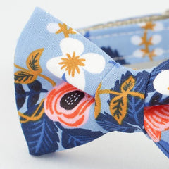 Birch Floral Collar - Luxurious Paws