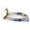 Birch Floral Flower Collar - Luxurious Paws