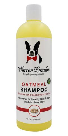 Oatmeal Shampoo - For Dogs With Itchy Skin and Coats - Luxurious Paws