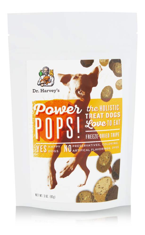 Power Pops - Luxurious Paws