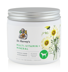 Multi-Vitamin and Mineral Supplement for Dogs - Luxurious Paws