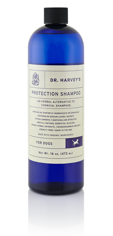 Herbal Protection Shampoo - Luxurious Paws
