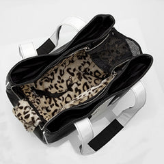 Te Quiero Chihuahua Rescue Me Tote Black - Luxurious Paws