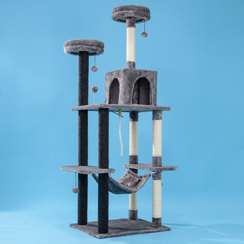 Cat's Tower Play Tree