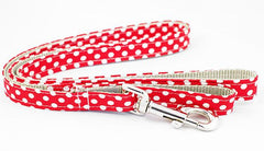 Red Sea Leash - Luxurious Paws
