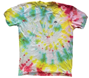 "Large ""Spring Breakers"" Tie Dye T-Shirt"