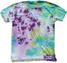 "Load image into Gallery viewer, Large ""Forrest Gump"" Tie Dye T-Shirt"