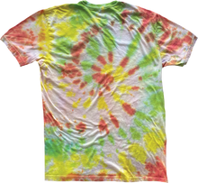 "Load image into Gallery viewer, Large ""Pineapple Express"" Tie-Dye T-Shirt"