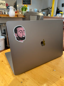 Mac Miller Sticker