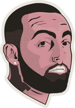 Load image into Gallery viewer, Mac Miller Sticker