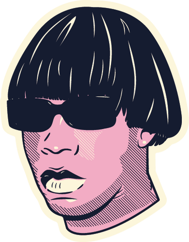 Tyler The Creator (Igor) Sticker