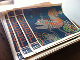 The Deep Screen Print - Stack