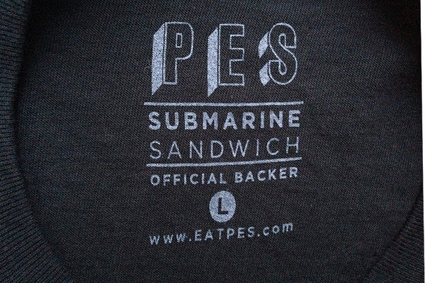Submarine Sandwich T-Shirt (Men's and Women's)