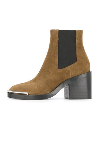Alexander Wang Hailey Chelsea Ankle Boot - Sage