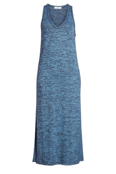 Rag & Bone Ramona Tank Dress - Blue Multi - SIZE M (3676902359093)