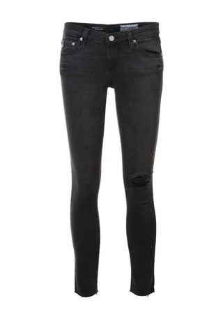 AG The Legging Ankle - 10 Years Stone Ash