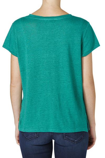 A.P.C. Nico T-Shirt - Green
