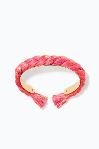 Aurelie Bidermann Copacabana Bangle - Indian Pink