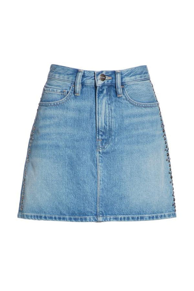 Frame Denim Le Mini Skirt - Eldsen