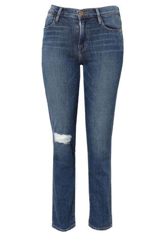 Frame Denim Le High Straight - Broadway