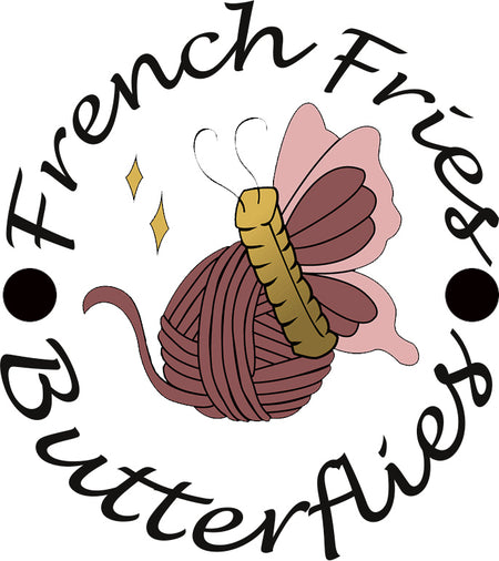 French Fries & Butterflies