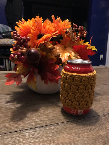 Crochet Coffee Cozy / Tea Cozy / Chai Tea Cozy