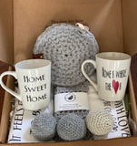 Housewarming Gift Box, Congratulations Gift Box, Wedding Gift, New Home Gift