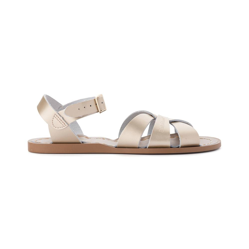 The Original - Women (Sale)-Sandal-Salt Water Sandals-Gold-4 / US 6-Salt Water Sandals Canada