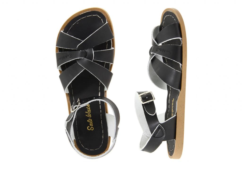The Original - Women-Sandal-Salt Water Sandals-Black-4 / US 6-Salt Water Sandals Canada