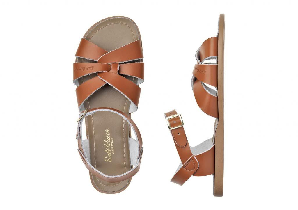 The Original - Women-Sandal-Salt Water Sandals-Tan-4 / US 6-Salt Water Sandals Canada