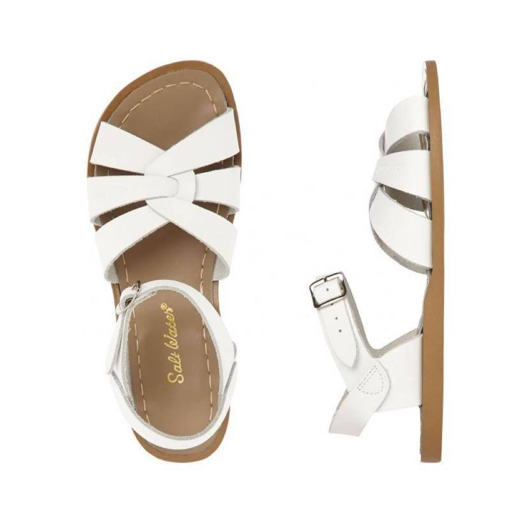 The Original - Women-Sandal-Salt Water Sandals-White-4 / US 6-Salt Water Sandals Canada
