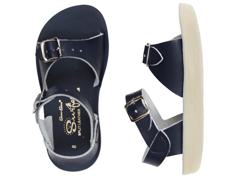 Surfer - Kids-Sandal-Salt Water Sandals-Navy Blue-Toddler 3-Salt Water Sandals Canada