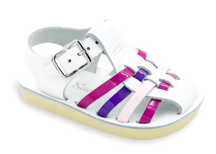 Sailor - Kids-Sandal-Salt Water Sandals-Multi-Toddler 5-Salt Water Sandals Canada