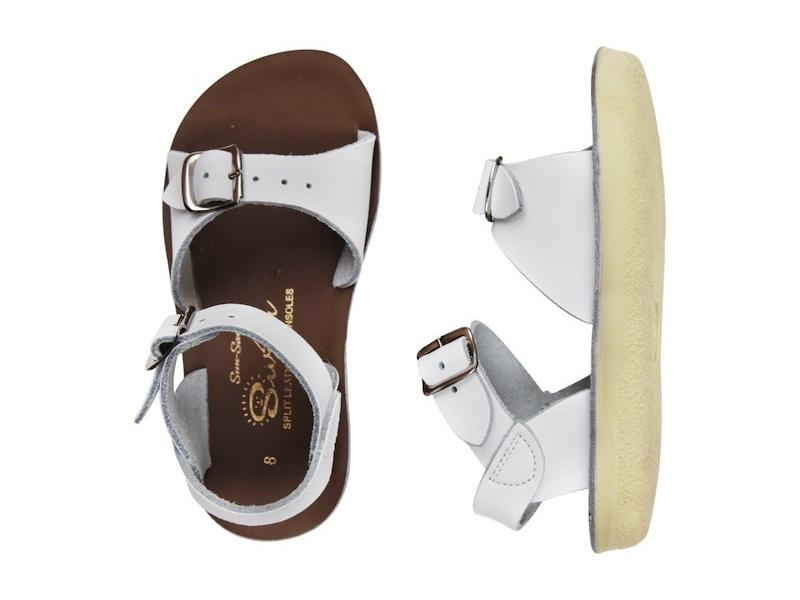 Surfer - Kids-Sandal-Salt Water Sandals-White-Toddler 3-Salt Water Sandals Canada