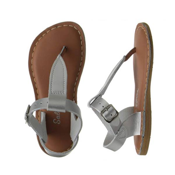 T-Thong - Women-Sandal-Salt Water Sandals-Silver-4 / US 6-Salt Water Sandals Canada