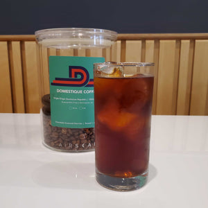 Single Origin DR Natural Cold Brew