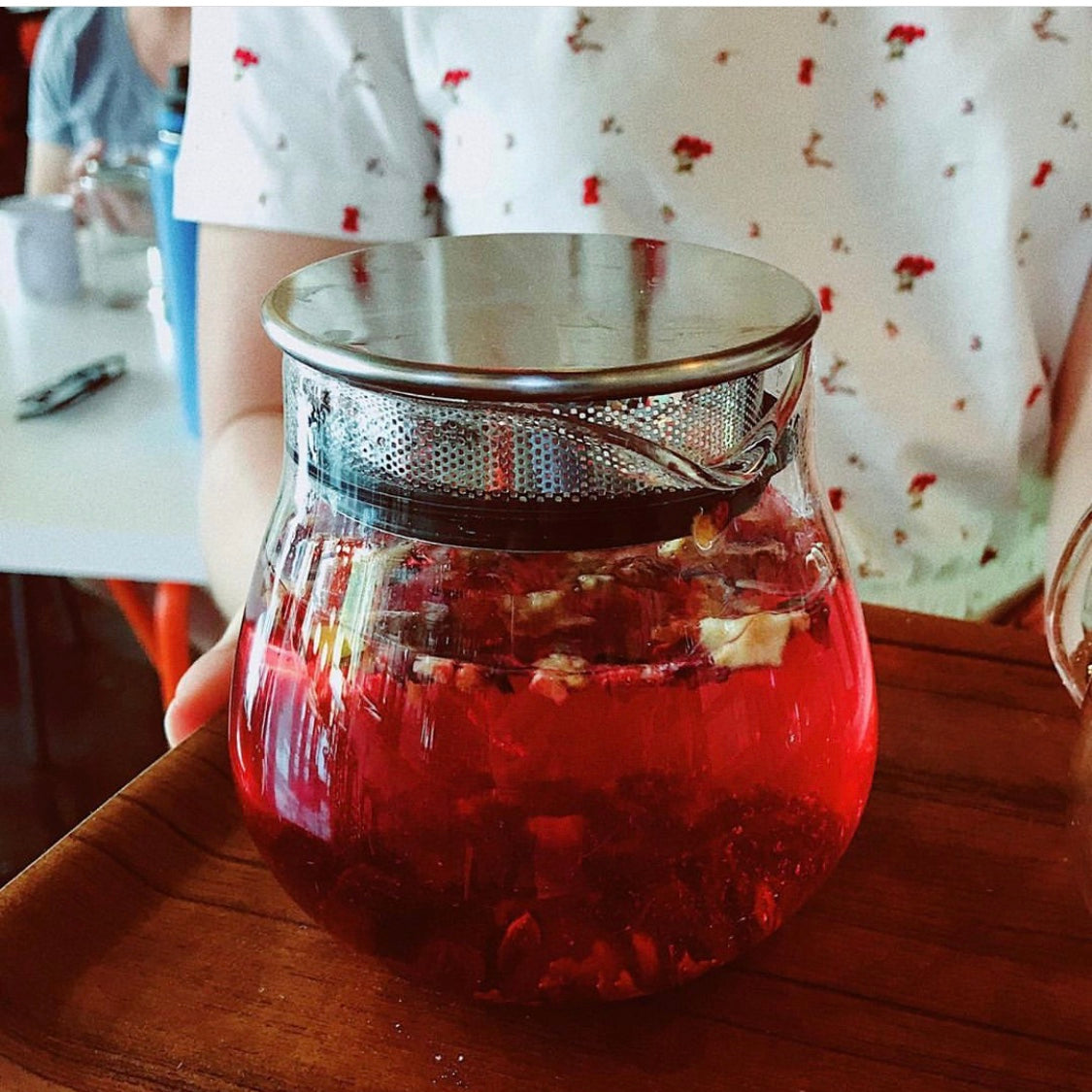 Hibiscus and Fruit (Herbal)