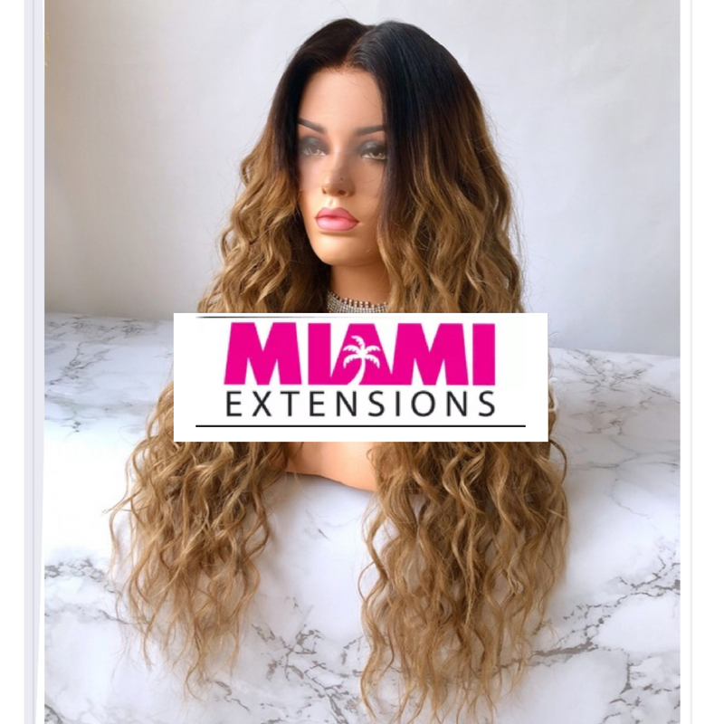 ombre    -  Custom Made Wigs