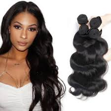 Virgin Body Wave Raw - Hair Bundle (4 pc)