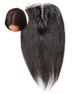 miami extensions yaki permed straight frontal 13 by 4  virgin raw human hair