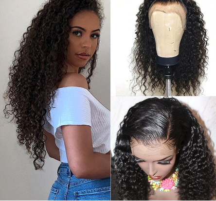 Loose  curly   Wig -- Budget Friendly Wigs