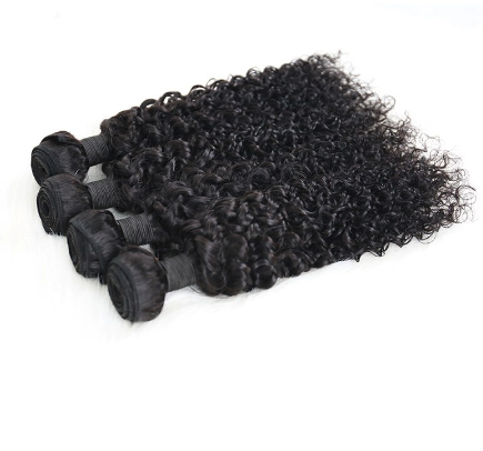 Virgin Loose Curly  - Hair Bundle (3 pc)