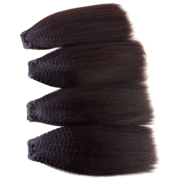 Kinky Straight   - Hair Bundle (1pc)