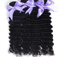 virgin deep wave hair 4 pc bundle deal miami extensions