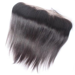 miami extensions straight frontal 13 by 4  virgin raw human hair
