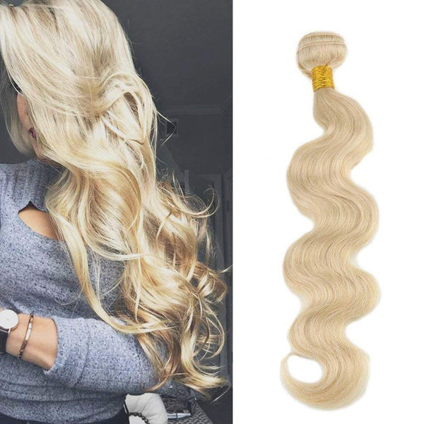 Blonde Blonde Raw    - Hair Bundle (1pc)